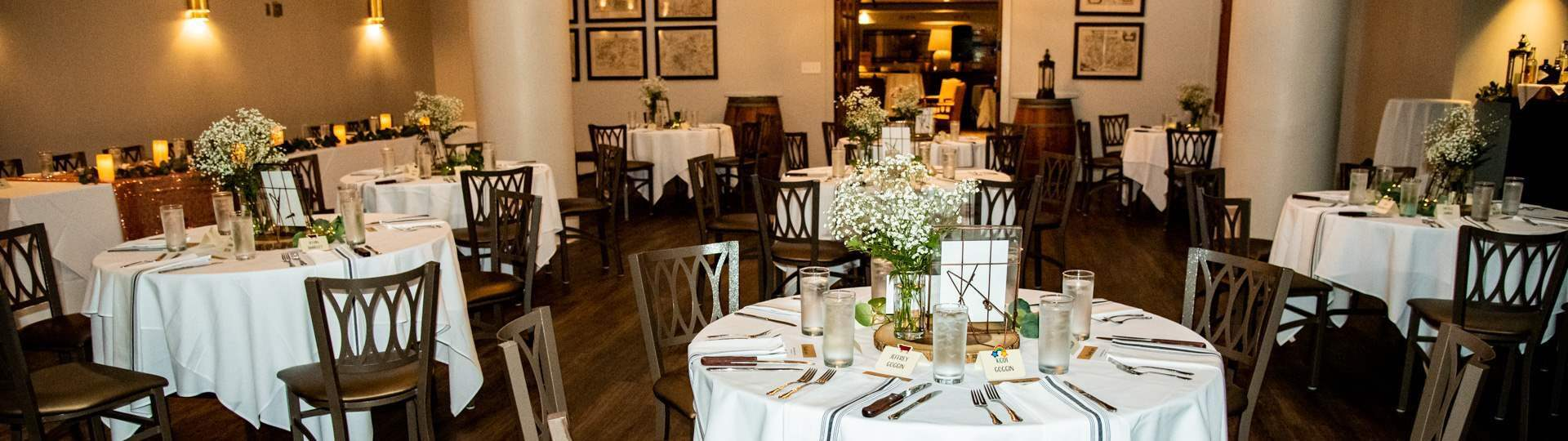 Venues | Isa's French Bistro